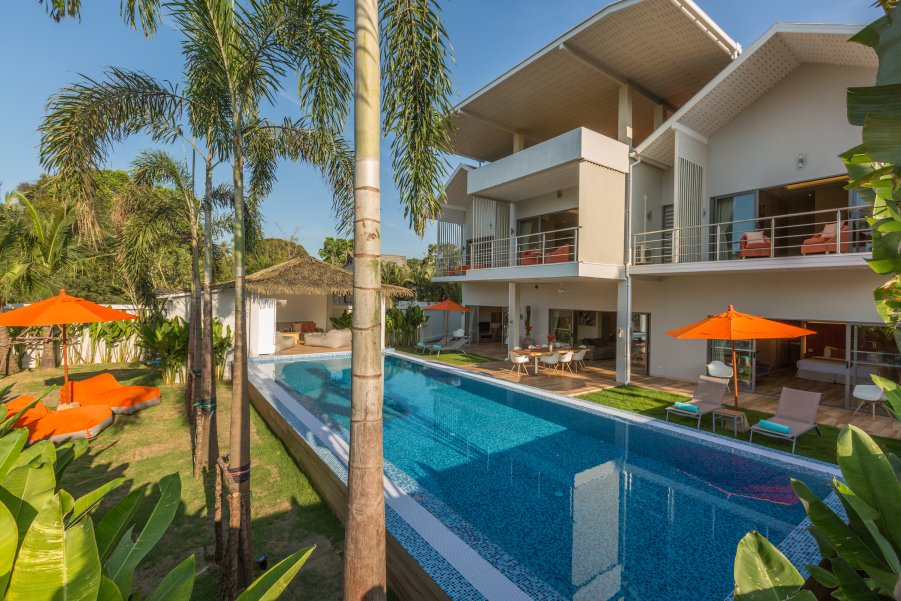 Rent villa in koh samui