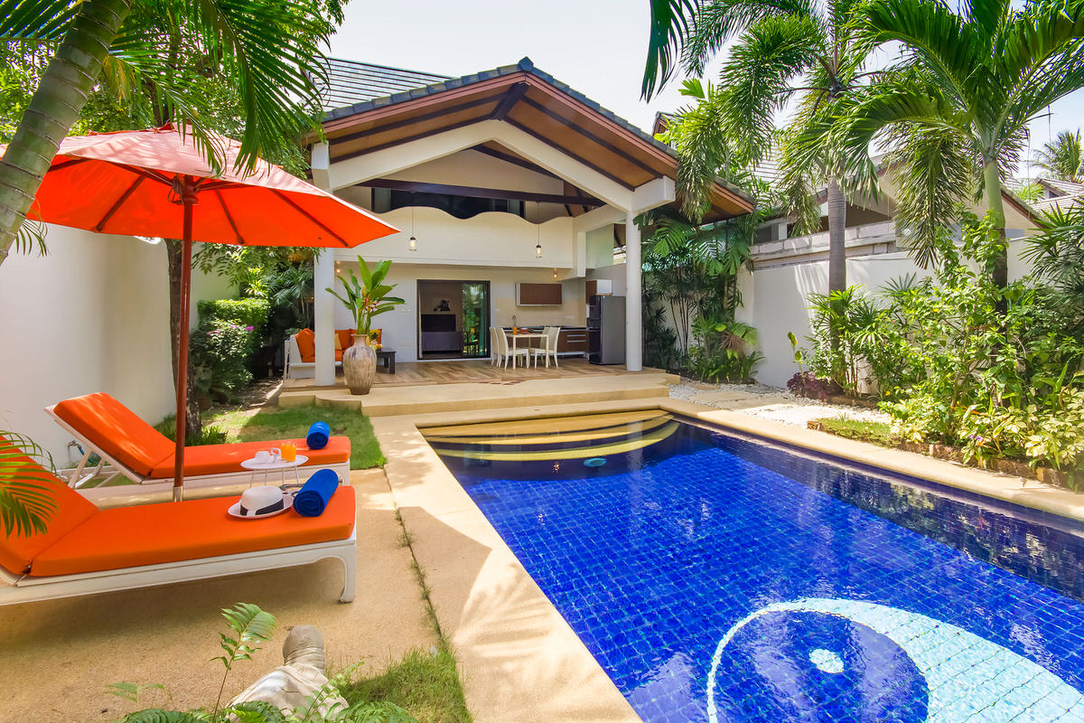 Private villas for rent