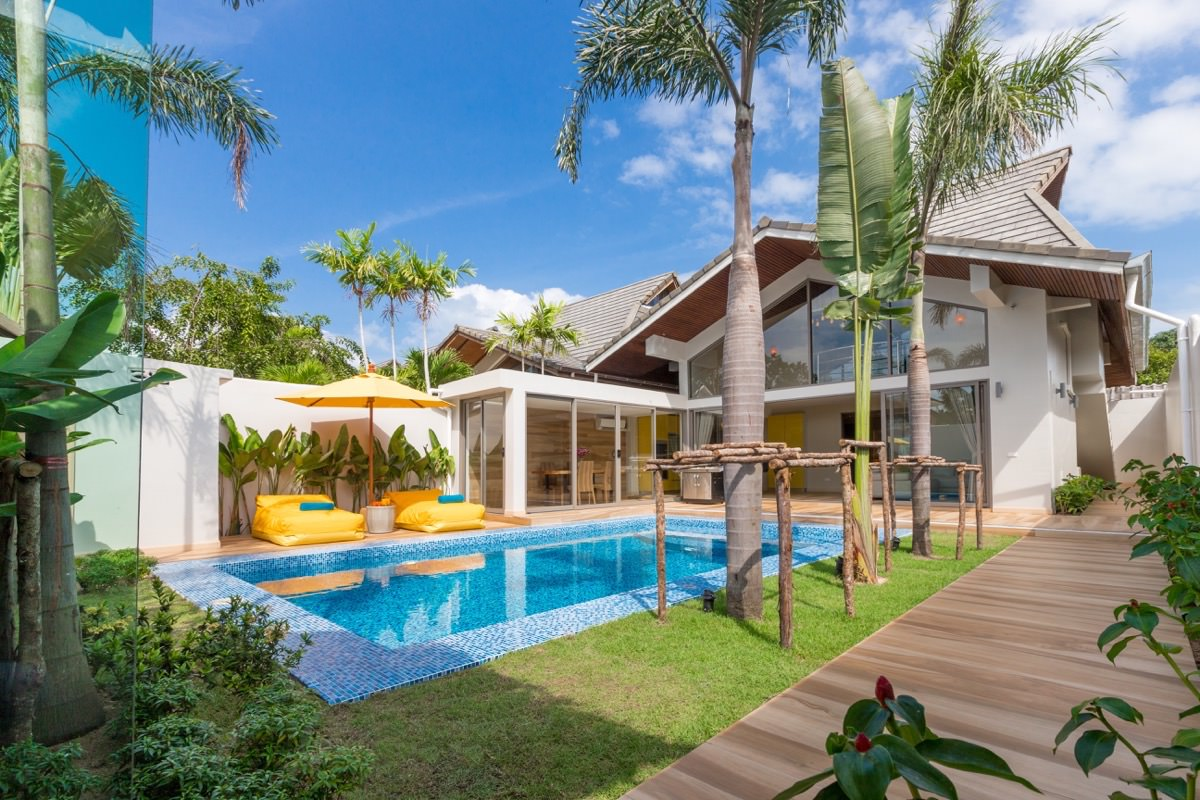 Private villas for rent in Thailand
