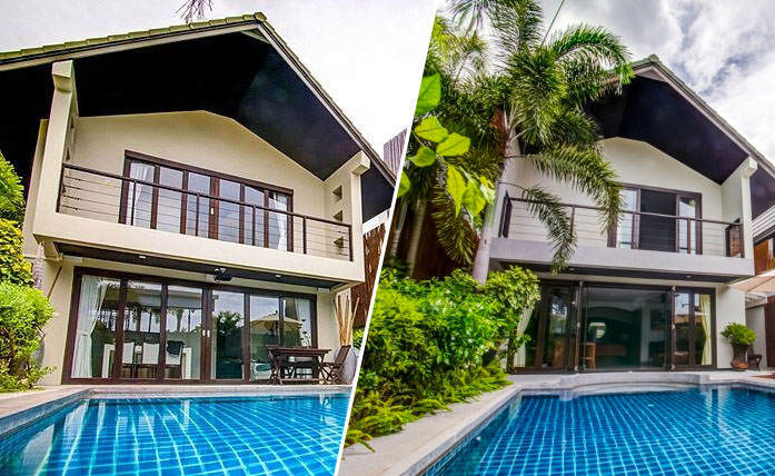 koh samui villas for rent