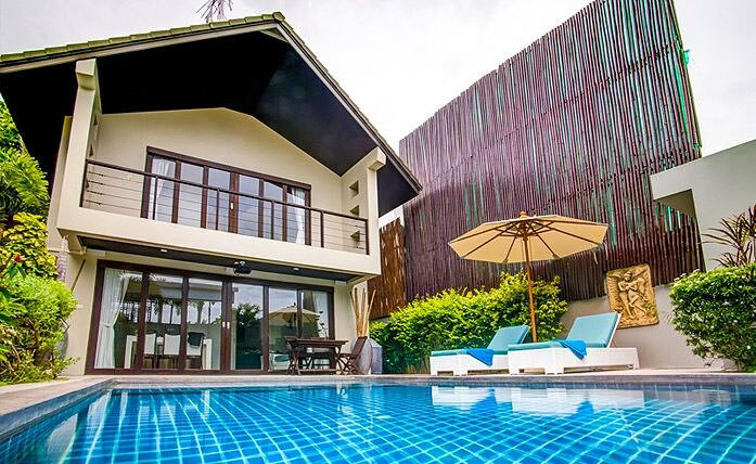 Luxury villa in Samui